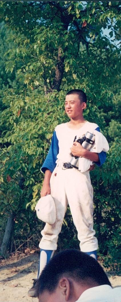 中学生野球部
