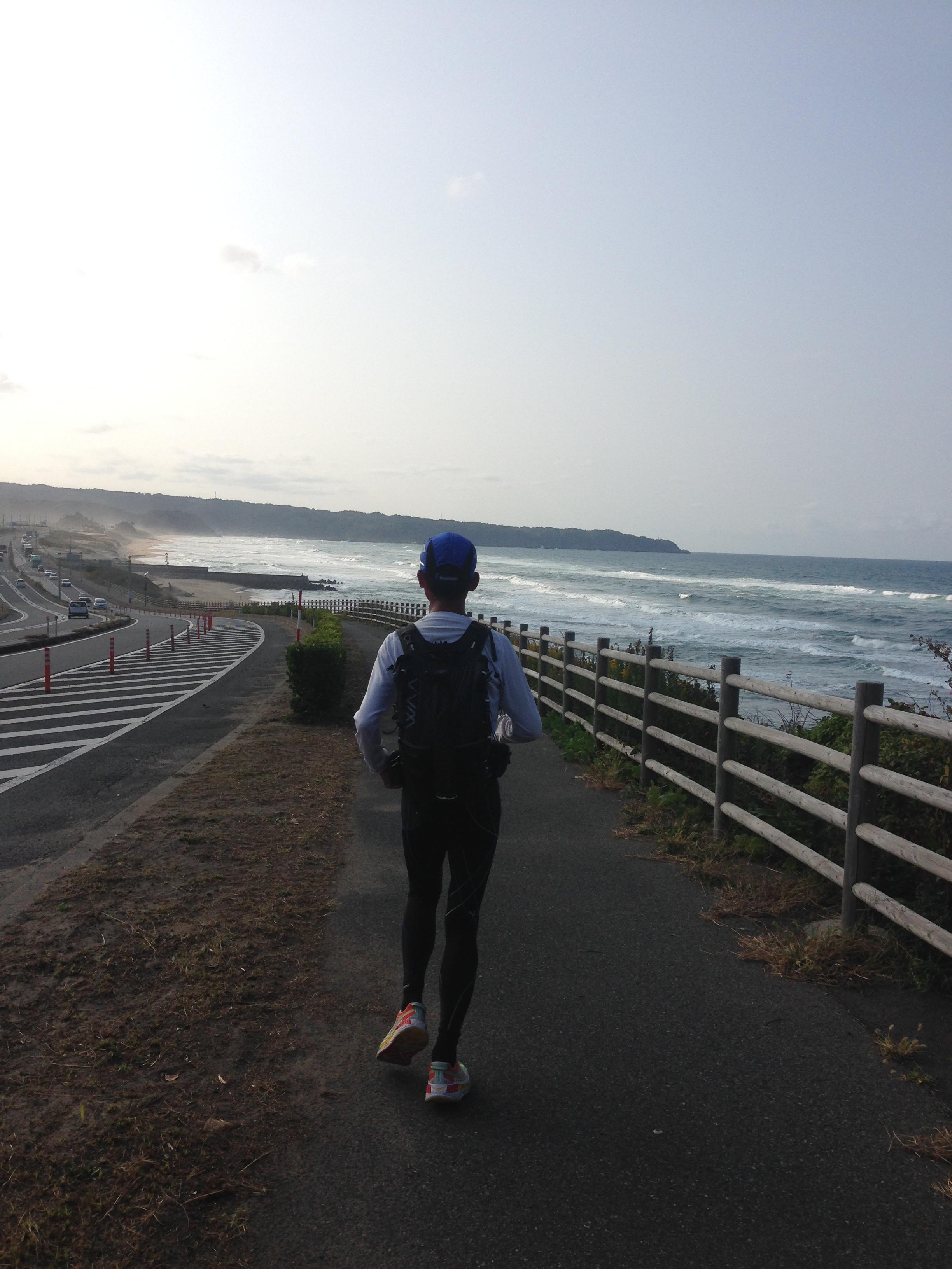 本州縦断マラソン